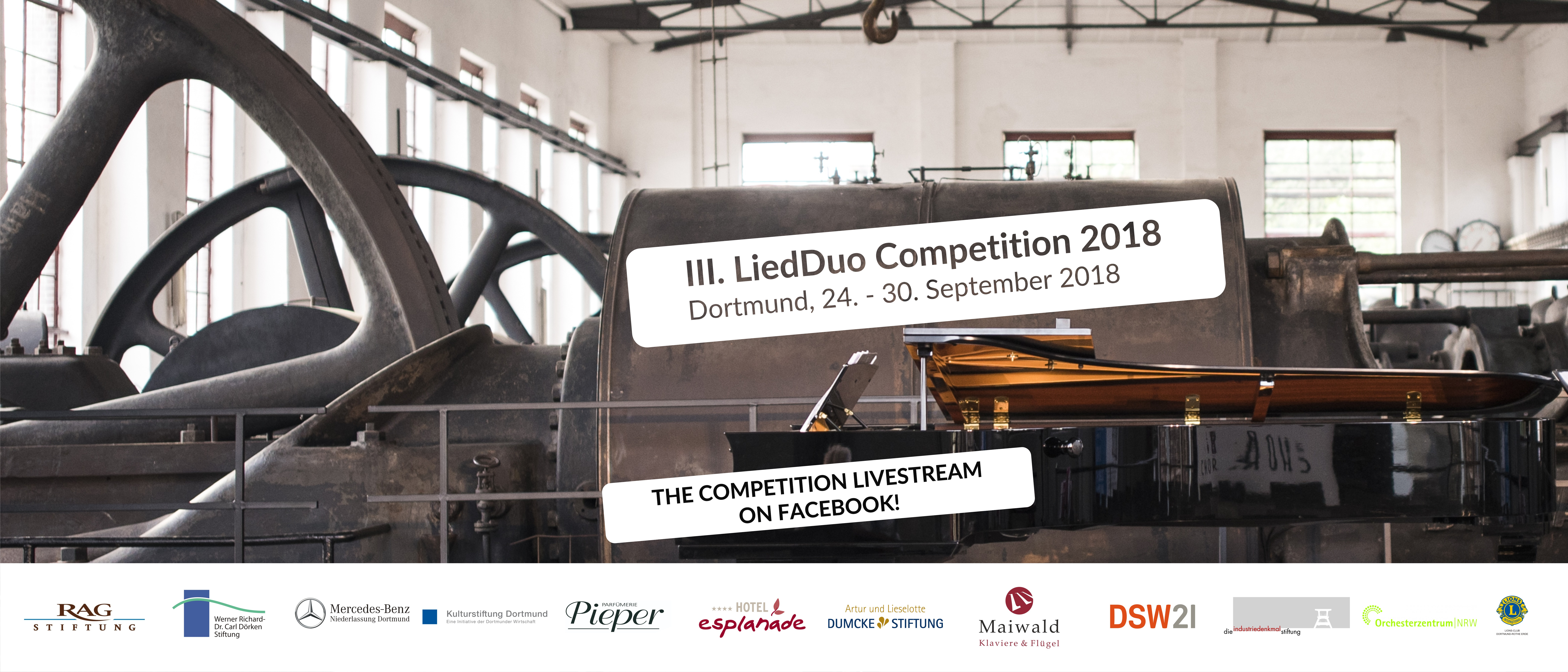 Permalink to:III. LiedDuo Competition 2018